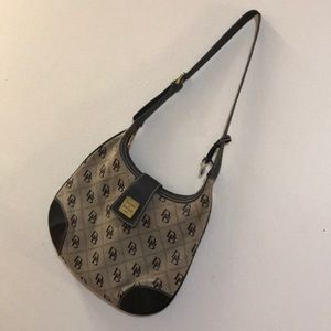 Authentic Dooney & Bourke Handbag with DB Pouch